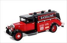 1934 FORD BB-157 GASOLINE TANKER W/DISPLAY CASE 1/43 BY PHOENIX MINT 18383