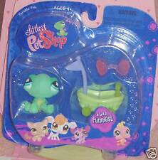 Littlest Pet Shop #642 BUMPY TURTLE NIP