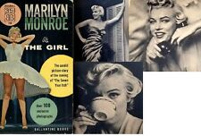 RARE EO PHOTOS SAM SHAW + MARILYN MONROE AS THE GIRL OF THE SEVEN YEAR ITCH