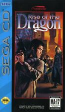 Rise Of The Dragon - Sega Cd Game Only