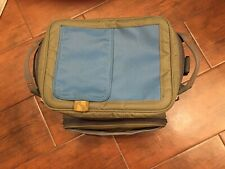 Fishpond soft sided cooler. size 11.5 x 10 x 9. Very good condition