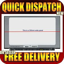 "15.6"" LED HD DISPLAY SCREEN PANEL LIKE BOE NT156WHM-N44 V8.0 WITH NO BRACKETS"