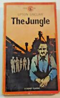 The Jungle by Upton Sinclair (Signet Classics Paperback • 1960 • 10th Print)