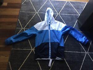 mens lacoste jacket XL