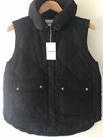 [CR LOVE] NEW! COUNTRY ROAD PUFFER VEST IN BLACK SIZE XS (8) SUIT S (10)