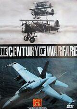 The History Channel Century of Warfare DVD Vietnam Middle East Gulf War Iraq