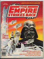 Marvel Super Special 16 Star Wars Magazine 1st Boba Fett Yoda Lando ESB B FN
