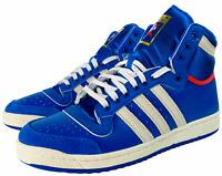 Adidas Top Ten Hi Global Blue Orbit Grey Mens Retro Basketball EG5517 NEW Sz 9