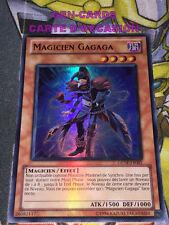 OCCASION Carte Yu Gi Oh MAGICIEN GAGAGA GENF-FR001