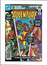 "ADVENTURE COMICS #477  [1980 FN+]  ""THE OUTRAGE!"""