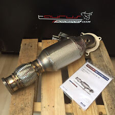 Downpipe catalizzatore HJS 200 celle Ford Fiesta ST180 EcoBoost 2013- Turbo ST