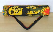 Indian Cotton Bag Exercise Shoulder Carry Strap Adjustable Carrier Yoga Mat Tote