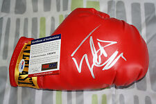 LL Cool J signed Boxing Glove, Rap, Im Bad, I Can't Live Without My Radio, COA