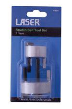 Laser 4999 extensible ceinture outil set 2pc