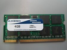 ELPIDA 1 x 4GB 2RX8 DDR2 800 PC2-6400S 200-Pin Laptop Sodimm Memory Dell HP