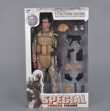 12'' Figures Model Army Desert ACU Shooter 1/6 Doll Military Soldier Ranger Toy