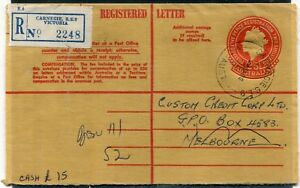 1965 (BW:R44) QEII 2/5d bright-red/yellow, Helecon ink: fine used Jan.1966