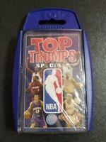 NBA 2007 Card Game - Kobe Bryant Lebron James Sealed New