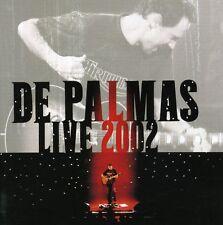 ALBUM : DE PALMAS LIVE 2002 - 2 CD
