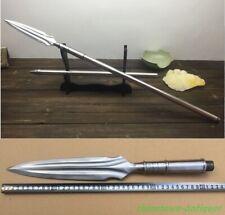Boar Spear Overlord Pike Lance Sword Pattern Steel Blade Sharp Battle ready#5384
