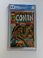 Conan the Barbarian #23 - CGC 5.5 - 1973 - 1st Appearance of Red Sonja