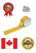 "APT, Relfect-A-Gold Adhesive Backed Heat Barrier Tape, 2""x30Ft,Ship from Canada"