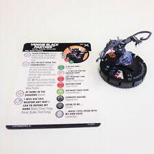 Heroclix Earth X set Venom Black Panther #061 Chase figure w/card!