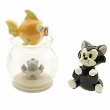 Disney Auctions Cleo & Figaro Salt & Pepper Shakers Limited Edition NIB