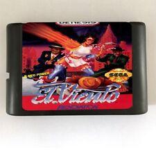 El viento 16-Bit se adapta a juego de Sega Genesis Mega Drive