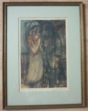 Ignatius Geitel, bochum-cuadro de honor, para 1950-70 mujer con niño (art.3140)