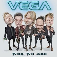 VEGA - WHO WE ARE   CD NEUF