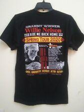 Official lic. Willie Nelson canceled Spring CONCERT Tour 2020 🌵 XL RARE T-shirt