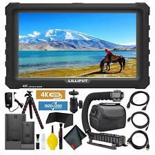 Lilliput A7S Full Hd 7 Inch Ips Video Camera External Field Monitor +4K Support