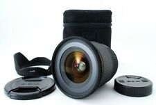 Sigma 20mm f/1.8 EX DG AF Lens for Pentax w/Case Near Mint From Japan tested #69