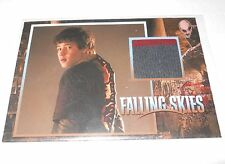 Falling Skies Season 2 Premium Connor Jessup Costume Trading Card xxx/375 #CC24