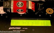 6SH7 RCA NOS ORIGINAL BOX TUBES AMPLITREX TESTED MATCHLESS AUDIO NOTE MB LEGEND