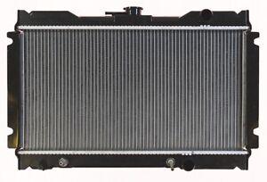 Radiator APDI 8010943 fits 83-86 Nissan 720