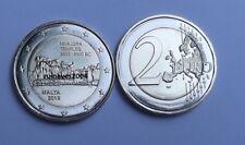 2 Euro commemorative MALTE  2018 MNAJDRA - Unc