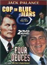 Jack Palance - Copy in Blue Jeans / Four Deuces New DVD
