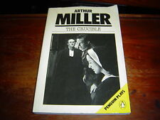 *FAIR-GOOD CONDITION* THE CRUCIBLE by Arthur Miller WELL-BOUND