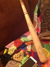 Vintage Worth Little League Kaline Style Baseball Bat