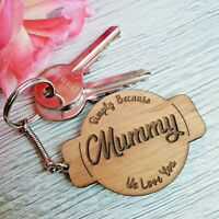 Personalised Mothers Day Gift Mum Mummy Grandma Nan Nanny We Simply Love You OAK