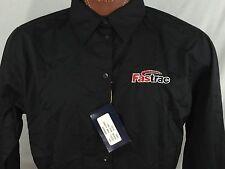 Fastrac NWT Black Long Sleeve Women's Shirt XL X-Large