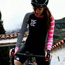 TICCC Women Cycling Jersey Spring Autumn Bike Jersey Shirt Ropa Ciclismo MTB