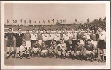 vintage photo 1938 Soccer Football teams Bulgaria - Germany (1;3) 100% ORIGINAL