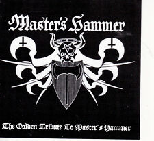MASTER'S HAMMER-CD-The Golden Tribute To Master's Hammer