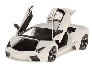 BUR18-25081 - Car Sportive Lamborghini Revention Of Color IN Kit To Assembled