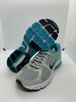 NWOB Nike Air Zoom Structure 15 Womens Size 7 Gray Athletic Running Shoes