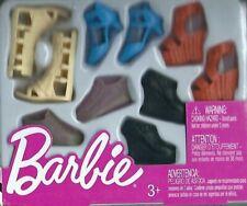 Barbie Fcr93 Scarpe Fashion Mattel 2016