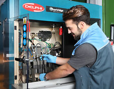 Injektor  Ssangyong REXTON KYRON DELPHI Prüfung & Service mit Garantie